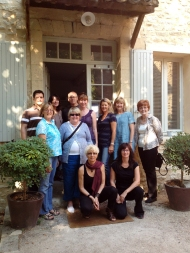 ©RGoellnitz2012 - RoxAnn's Yoga Retreat at La Madelene, Provence