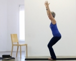 Chair Pose/Utkatasana