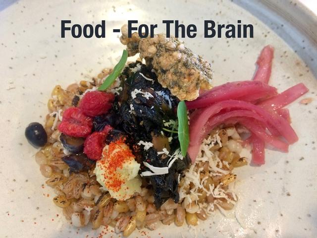 ©2017 Rolf Goellnitz, Dish by Chef Kwang Uh at Baroo Restaurant, Los Angeles